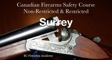 COMBINED CFSC/CRFSC (PAL/RPAL) Surrey Saturday-Sunday March 6-7